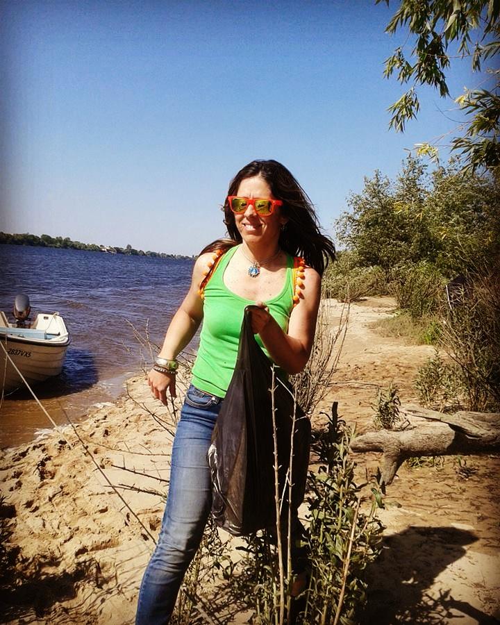 help clean rivers