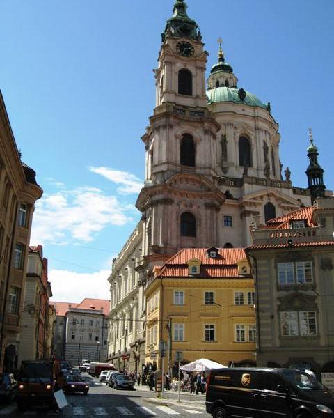 Intern in Prague