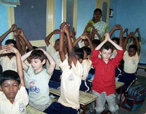 Teach Drama to Children in India | travellersworldwide.com