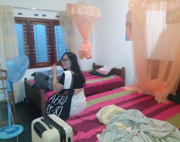 accommodation in Sri Lanka