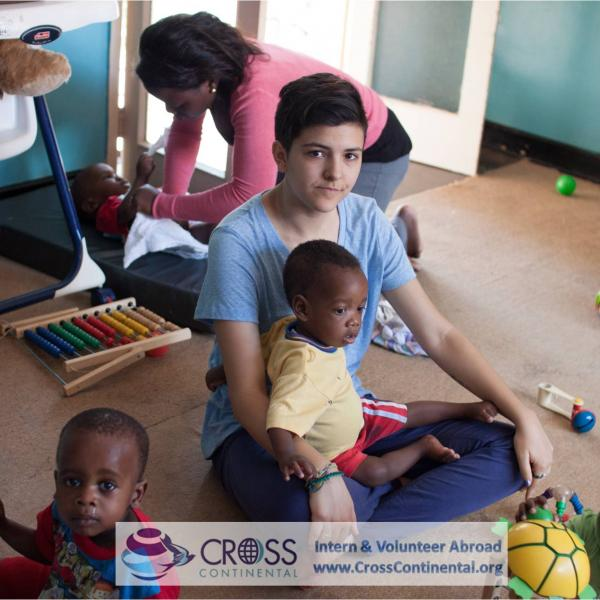Intern or Volunteer Abroad in Africa (Uganda)