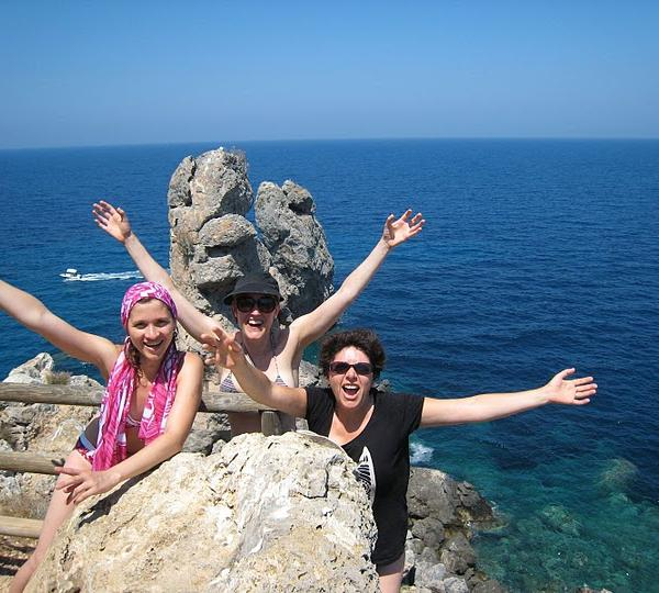 excursion to giglio island