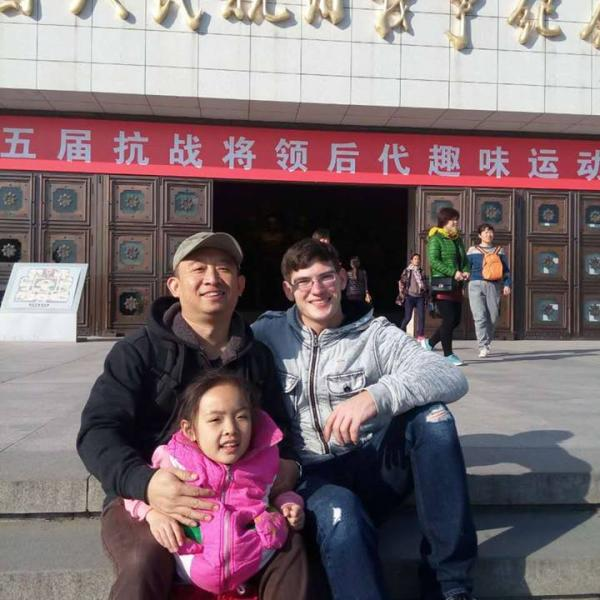 Host family fun in Beijing!
