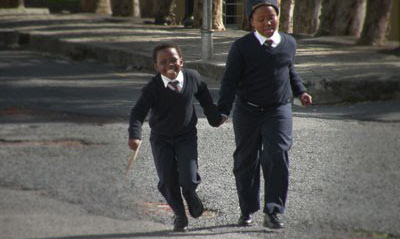 Cape Town Students Running