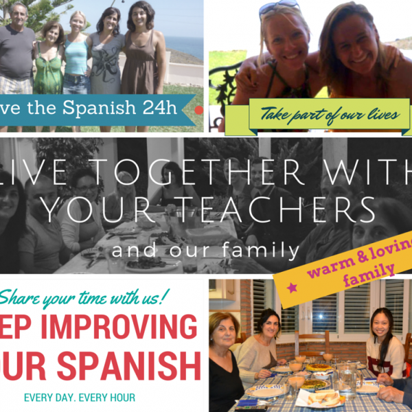 Study Spanish free activities in Spain