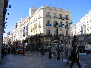 study in Madrid