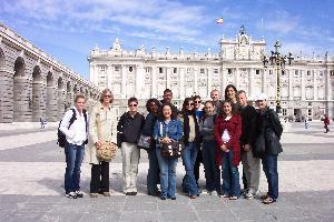 study in Madrid, Spain