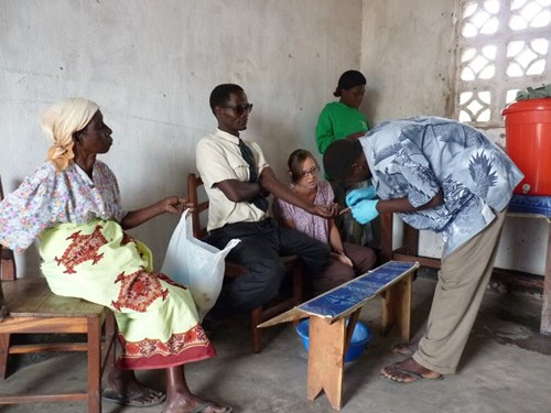 Malawi - Medical and Health Care Support