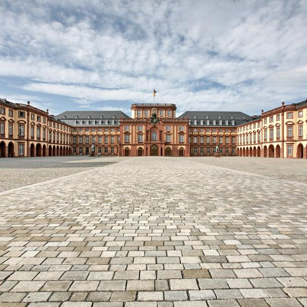 Baroque Palace Mannheim - location for our Summer School!