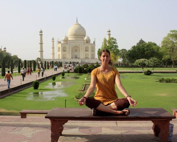 Mediation at the Taj Mahal