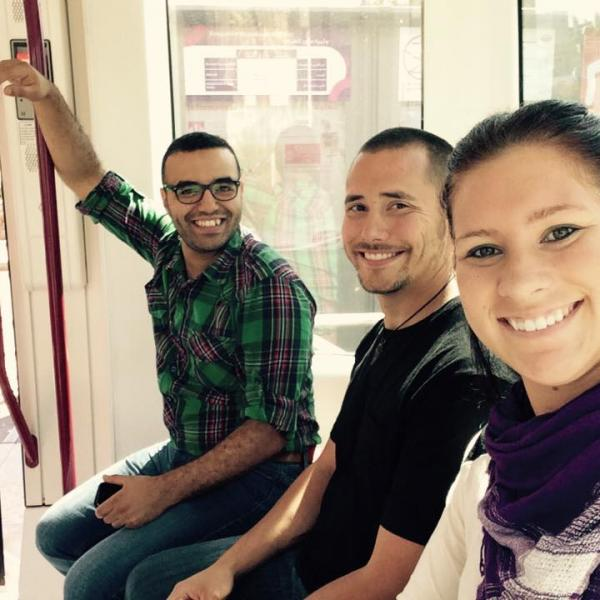 Ride the metro in Morocco!