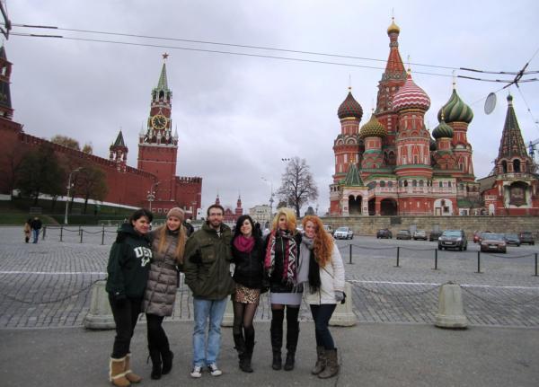 learn russian language with EESA