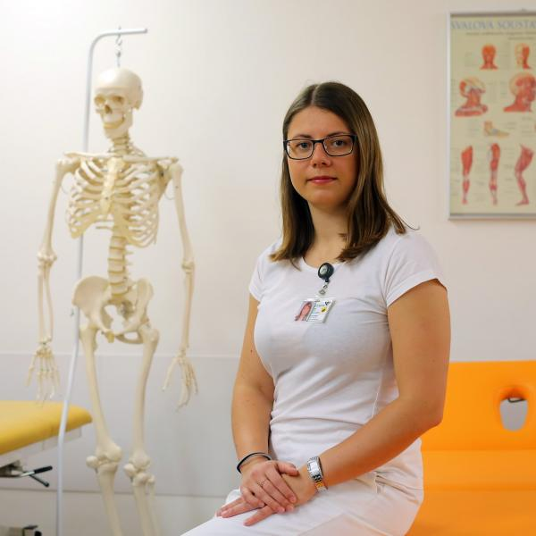 Intensive placements for future physical therapists