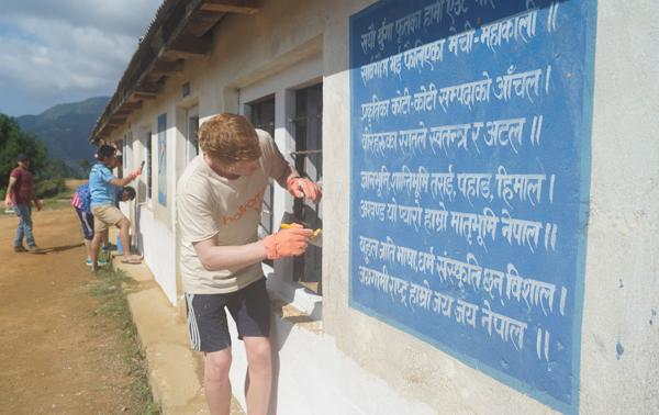 Volunteer in Construction and Renovation in Nepal with IVHQ