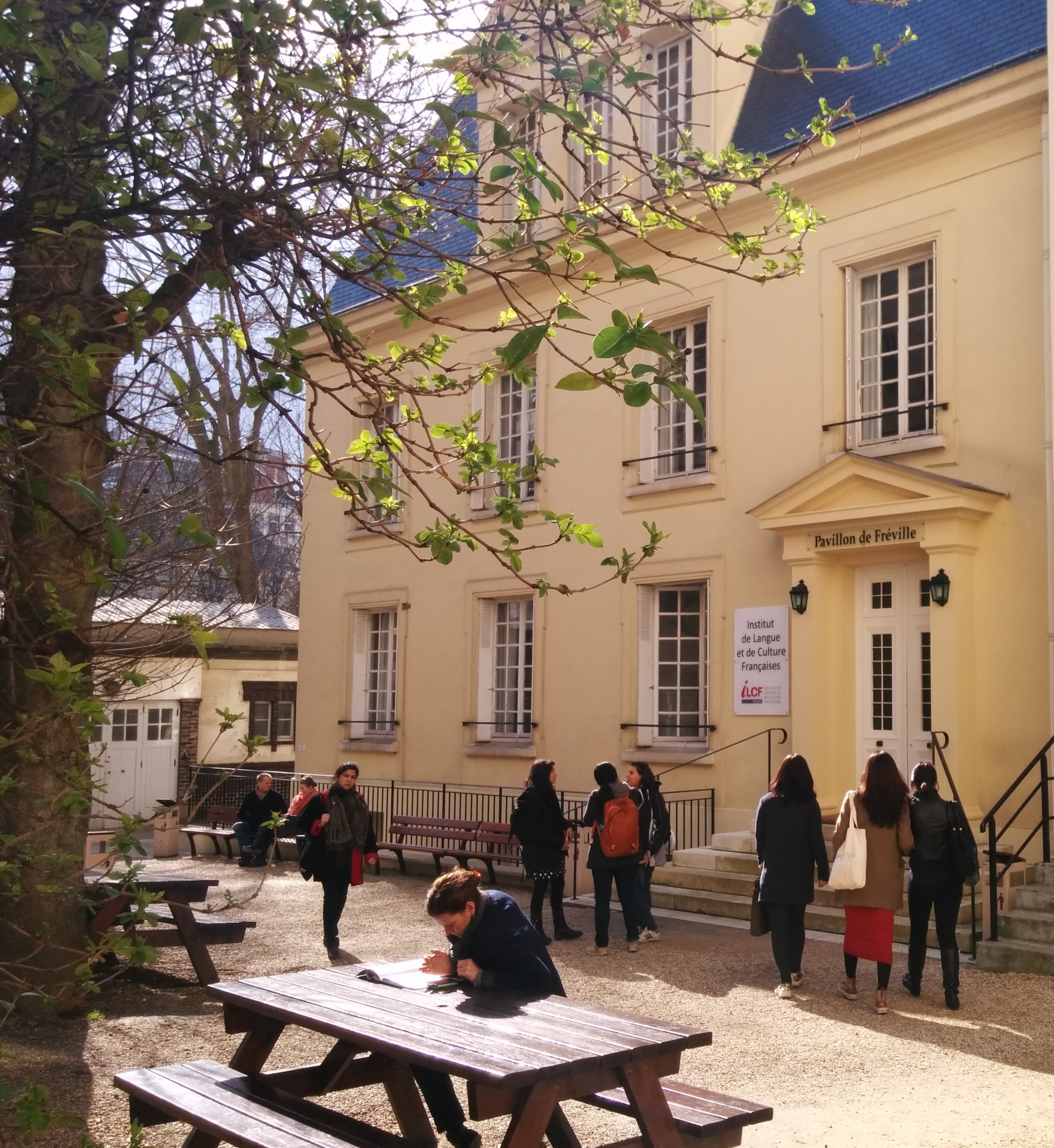 French Language and Culture Institute - ILCF Paris