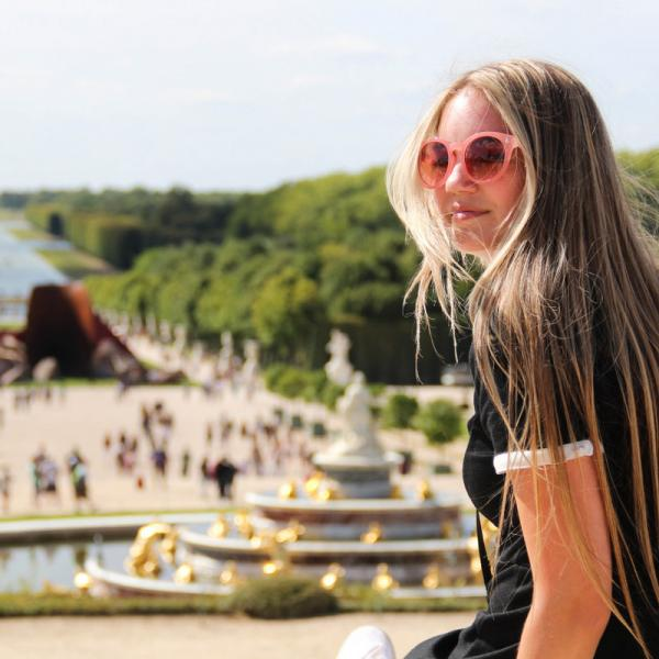Paris, Photography, France, Teen Travel, Versailles