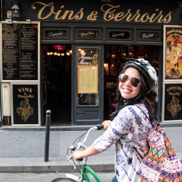 Paris, Photography, France, Teen Travel, Biking, Bike Tour