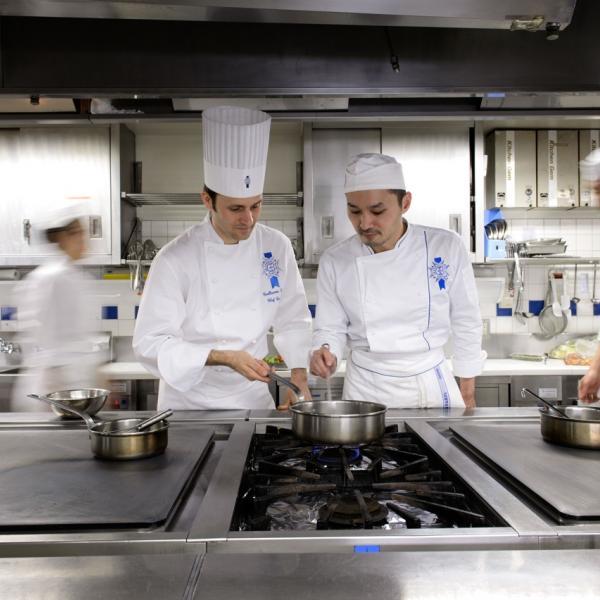 In the Kitchen at Le Cordon Bleu Tokyo