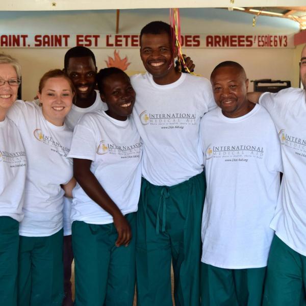International Medical Aid - Haiti