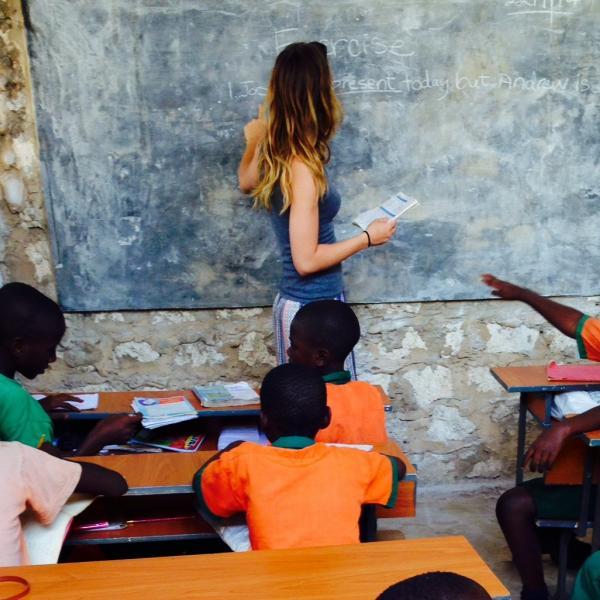 Teaching in Schools in Kenya with Love Volunteers!