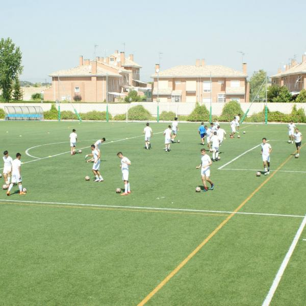 Fundacion Real Madrid Campus Experience Camps 1
