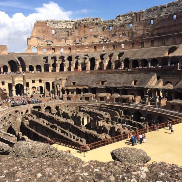 Internship in Rome