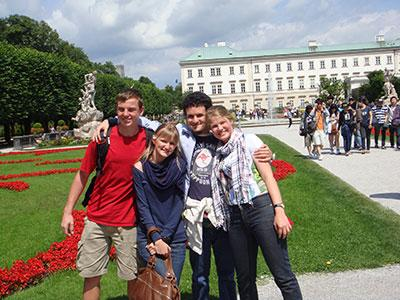 A trip to Salzburg