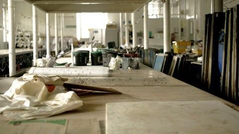 Textiles study in Scotland