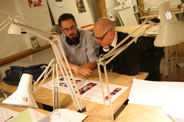 Study Graphic Design in Copenhagen, Denmark