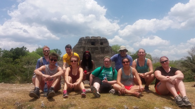 Intern in Belize - TEP4