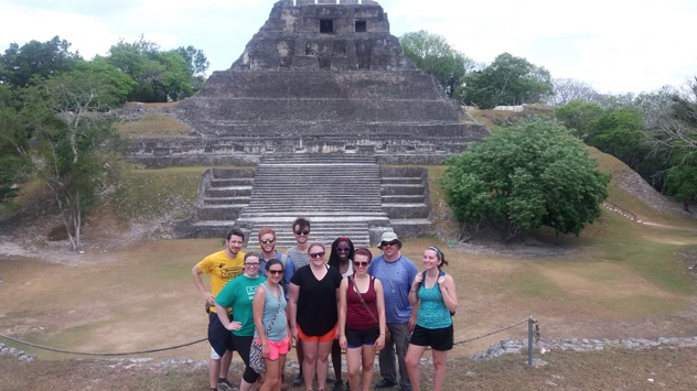 Intern in Belize - TEP3