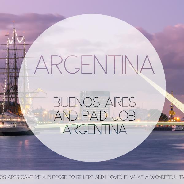 Teach english in Argentina - TEFL Heaven