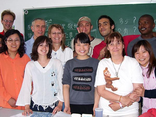 small group class