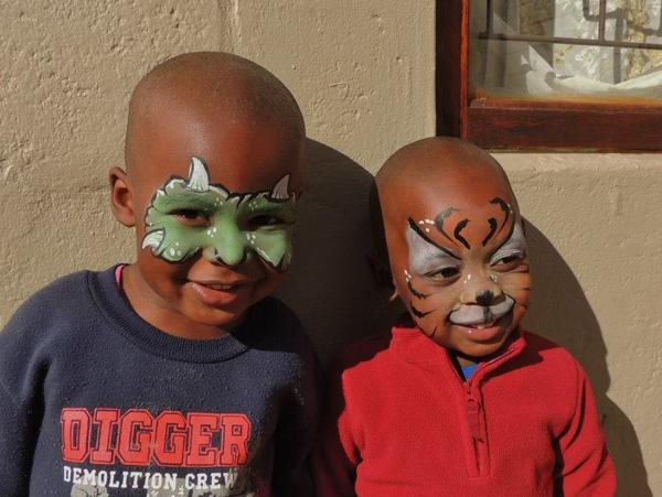 Care for Children in a Creche in South Africa | travellersworldwide.com