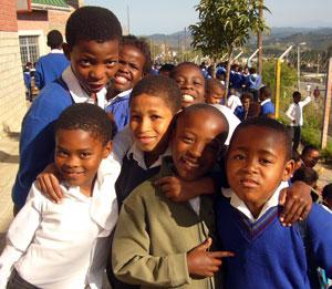 Teach Township Children in Knysna, South Africa | travellersworldwide.com