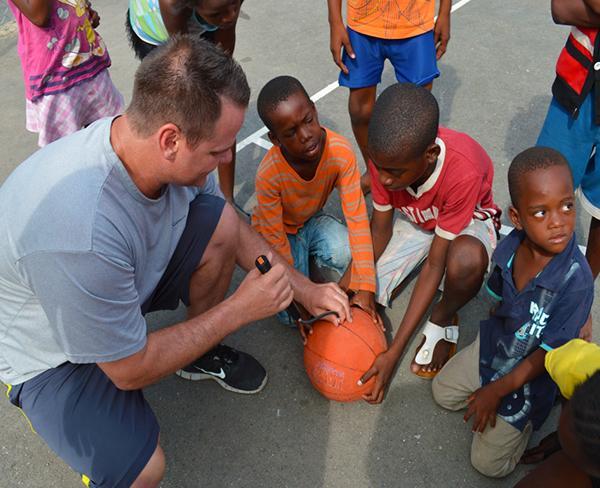 Sports Coaching Volunteering