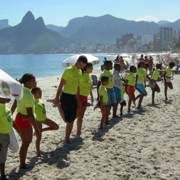 Volunteering with Sports in Rio de Janeiro, Brazil