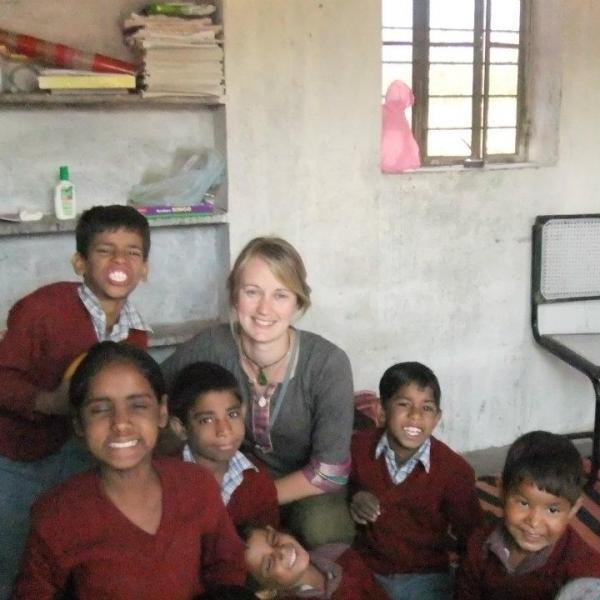Childcare Program in India with Love Volunteers!