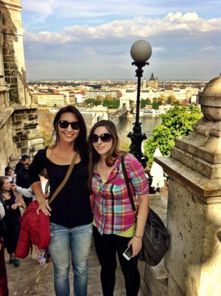 Study Abroad Compass students