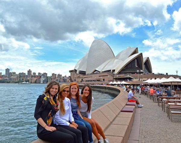 Study Abroad in Sydney with IES Abroad