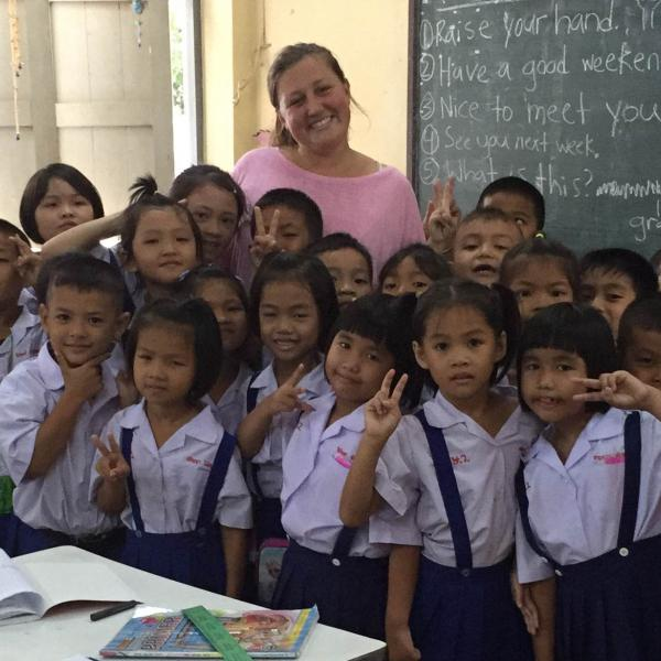 Teach Abroad in Thailand with API!