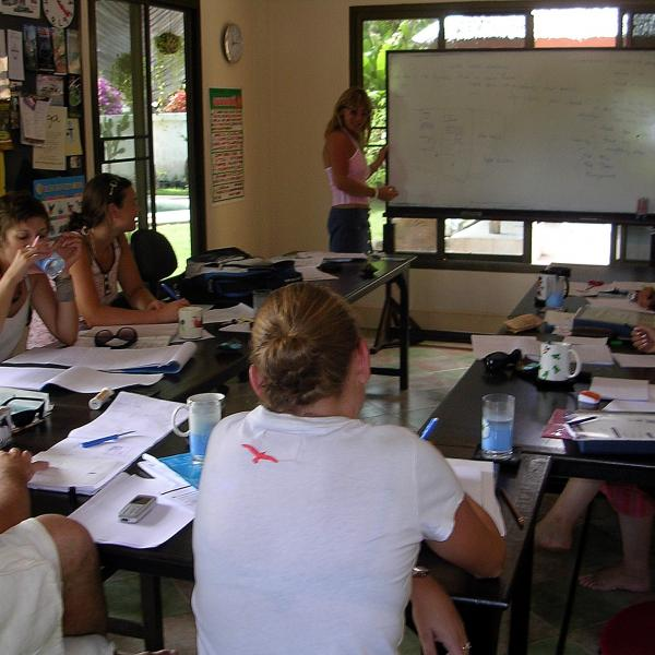 TEFL TESOL In CLASS ON LOCATION TRAINING CENTER PHUKET