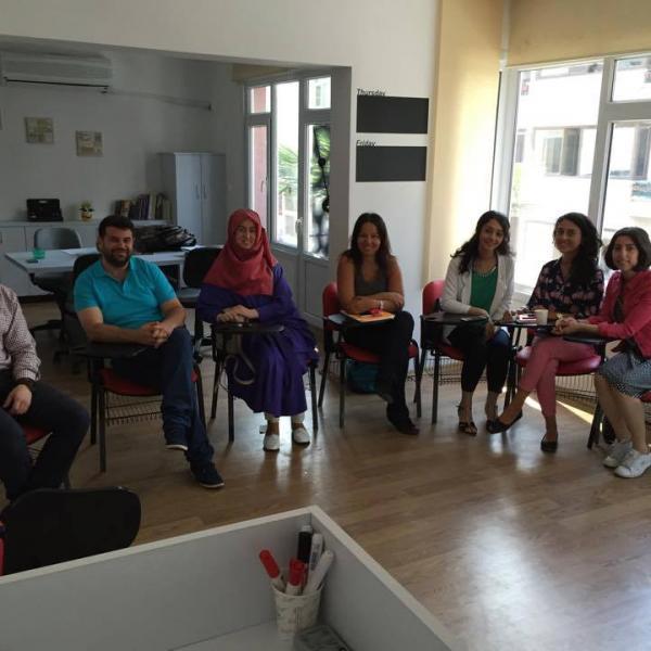 Practical Training! ITTI Istanbul