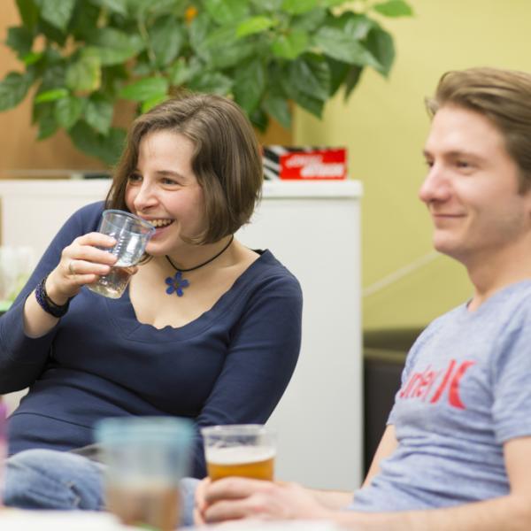 Social events, TEFL course, Prague