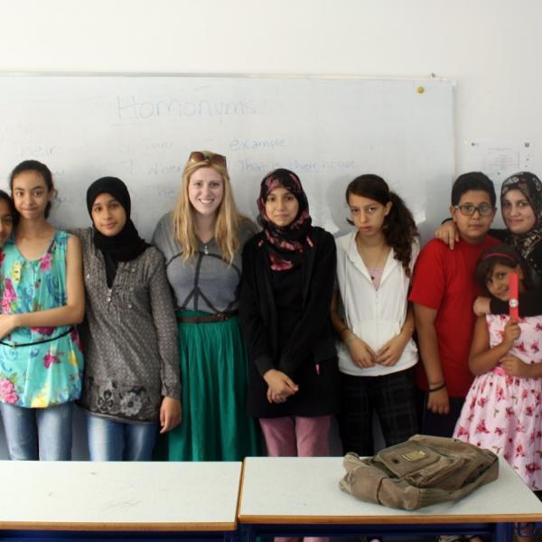 volunteer-morocco-service