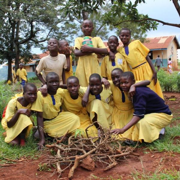 Fruit trees bring nutritional, economic, and environmental stability to at-risk areas