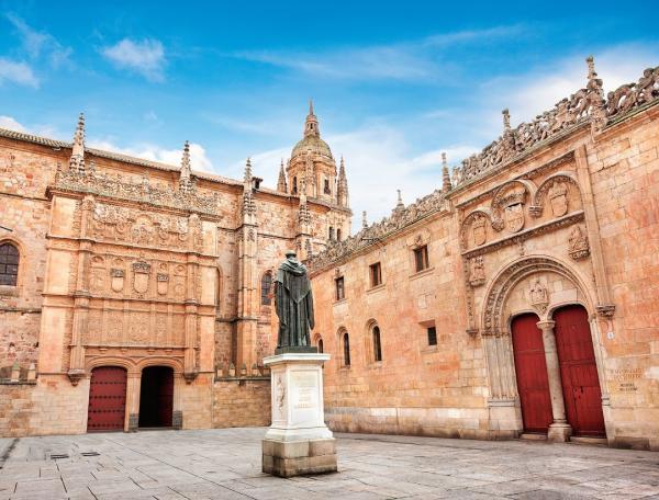 university of salamanca courtyard