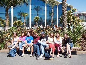 study in Valencia, Spain