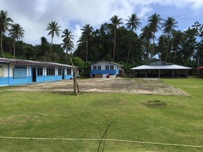 High School on Chuuk