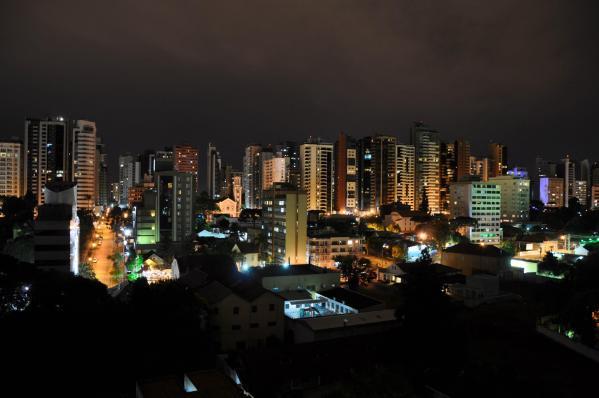 Volunteer Curitiba Brazil